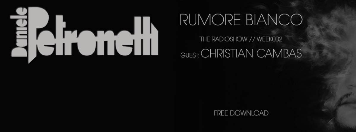 rumore-bianco-radioshow-by-daniele-petronelli-week-002-facebook